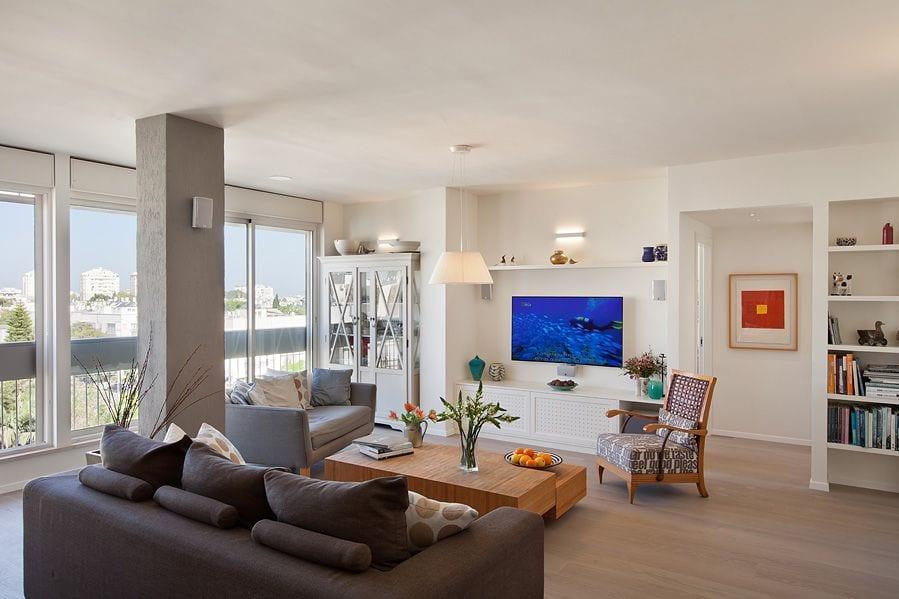 דירה בתל אביב - בית טל