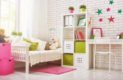 עיצוב חדש לחדר הילדים